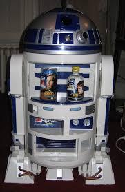 R2d2 Vending Machine New R48D48 Cooler Star Wars Collectors Archive