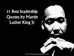Martin Luther King Quote Beauteous 48 Best Leadership Quotes By Martin Luther King Jr