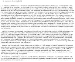 conflict essay english conflict essay