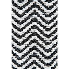 apricot home madeline black white indoor outdoor rug apricot