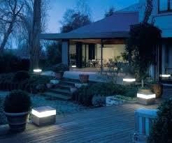 Designer Garden Lights Image Interesting Design Inspiration