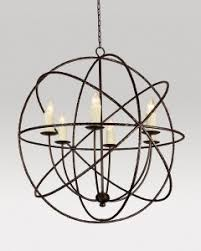 orb light fixture. Inspired Orb Light Fixture -