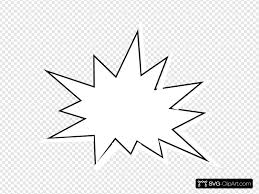 Just upload to cricut design space and choose the size you want to cut. Pow Svg Vector Pow Clip Art Svg Clipart
