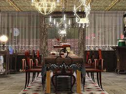 10 alice in wonderland dining room picture