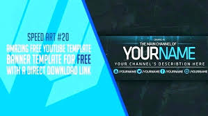 Youtube Banner Template Size Banner Template Lovely Channel Art Luxury Free Youtube Size Psd