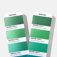 International Coatings Ink Color Chart Pantone Metallic Coated Color Fan Guides Sudarshan Book
