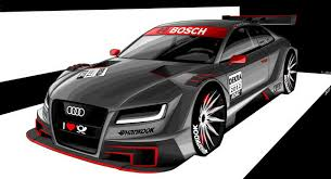 New Audi Coupe Dtm Racing Concept To Replace Sedan From