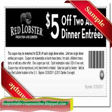 Red Lobster Coupons Printable March 2018 Rosati Coupons Mchenry Il