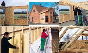 construire une maison à ossature bois soi même