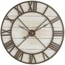 rustic wall clocks new oversize white rustic wall clock rustic wall clocks rustic walls