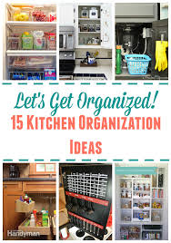 For Kitchen Organization Kitchen Organization Ideas
