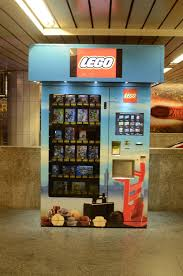 Lego Vending Machine Best So Pleased I Haven't One Of These On My Way To Work That Would Be