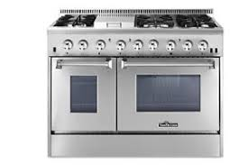 wolf double oven. Image Is Loading 48-034-PRO-Gas-Double-Oven-Stainless-Griddle- Wolf Double Oven A