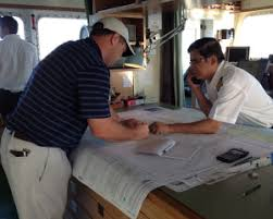 Be Sure To Get The Latest Nautical Charts