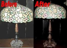 lamp repair tiffany lamp repair