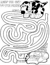 Small Picture fire safety maze Fire Safety Preschool Pinterest Fire
