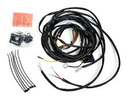 kc hilites universal wiring harness for 2 cyclone led lights kc hilites 6315 wiring harness at Kc Hilites Wiring Harness