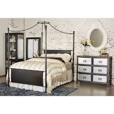 traditional bedroom furniture. Modren Bedroom Magnolia Home By Joanna Gaines Traditional Bedroom With Manor  Canopy Bed  Item Number For Furniture
