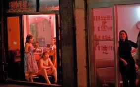 SIn City Kawasan Prostitusi Underground di Negara Tiongkok - DBAsia.club