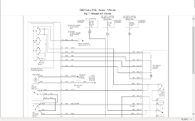 i need help getting a a c wiring diagram for a volvo vin