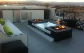 modern patio fire pit. Modern Propane Fire Pit Patio With Windy Humphreys Zillow Digs M