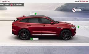 2018 jaguar truck price. exellent truck jaguar fpace pricing is out configurator live to 2018 jaguar truck price