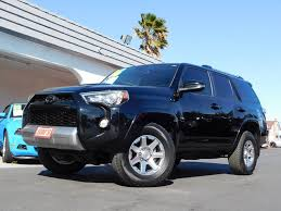 2015 Used Toyota 4Runner 4X4 w/ Trail Edition Premium Pkg at Jim's ...