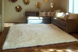 large white fur rug photo 2 of 6 delightful large white fur rug 2 amazing excellent large white fur rug