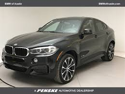 BMW Convertible bmw x6 2018 : 2018 New BMW X6 xDrive35i Sports Activity at BMW of Austin Serving ...