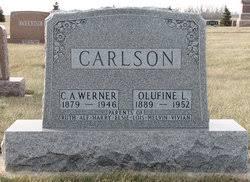 Werner Carlson (1879-1946) - Find A Grave Memorial