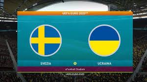 Svezia vs Ucraina - Uefa Euro 2020 - Pronostico/Prediction PES 2021 -  Sweden vs Ukraine - YouTube