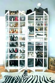 shoe rack for small spaces clever shoe rack storage in closet ideas box for small spaces