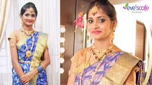wedding hairstyles south indian bridal makeup with hairstyle winning bride hairstyles for long hair big