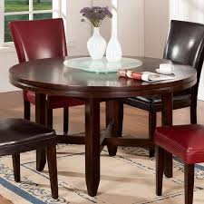 lazy susan for kitchen table 179 best tables with built in lazy susans images on