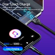 <b>Twitch Magnetic</b> Micro USB Type C Cable For iPhone Samsung ...