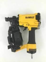 dewalt dw45rn coil roofing nailer for