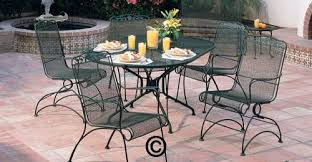 rod iron patio furniture cushions. patio chair on cushions with amazing wrought iron sets rod furniture