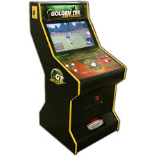Golden Tee Cabinet So Apparently Golden Tee Has Got Like A Serious Following Neogaf