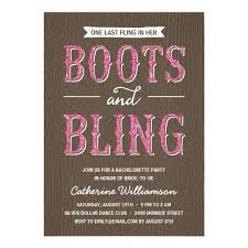 boots and bling glitter look bachelorette party card zazzle Zazzle Bling Wedding Invitations boots and bling glitter look bachelorette party card Elegant Wedding Invitations