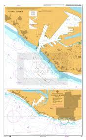 South Freeport Tide Chart Admiralty Chart 398 Grand Bahama Island Freeport Roads