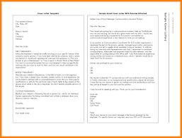 Resume Letter Email Sample Cover Letter Sent Via Email 15 Sample
