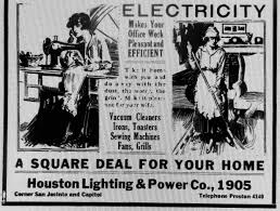 excerpt from 1919 houston city directory part two
