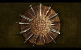 round table cutscene