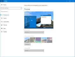 How To Design A Desktop Background How To Stop People From Changing Your Windows 10 Desktop