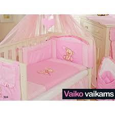 baby sheet sets baby bedding sets bear with bow vaikovaikams eu