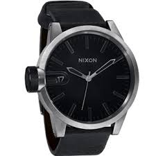 cheap nixon watches from extreme pie nixon chronicle mens watch black