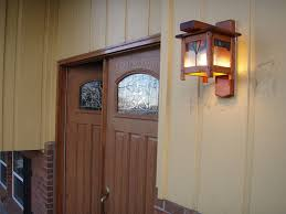 Arts And Crafts Mission Style Lighting Hand Made Craftsman Style Lantern By Mcguire Woodworking