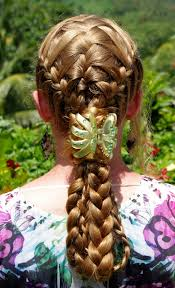 French Hairstyles 30 Awesome Braids Hairstyles For Super Long Hair BasketWeave French Braids