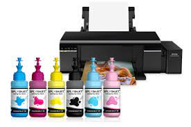 The epson l1800 is one of the most popular and affordable printers, build and easy to use. Photo Pigment Ink For Epson L805 L810 L1800 Ink Tank Photo Printer Splashjet Lnk