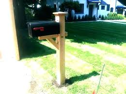 mailbox post design ideas. Mailbox Post Plans 6 High End Mailboxes Of Posts Designs Ideas Simple  Pertaining Cedar Incredible Mailbox Design T